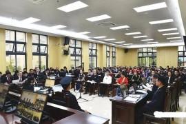 """【重磅】涉案43亿多!""""斑美拉""""特大传销案开庭,19名骨干成员受审"""