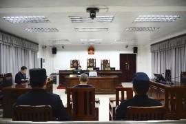 """【重磅】""""亚欧币""""特大传销案在南京公开审判,被告人获刑5年"""