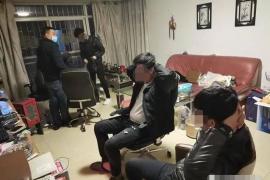【曝光】21天内,利用充值返利诈骗1900万元!广西警方抓获5名嫌犯!