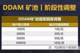 """【曝光】盘中盘""""MXM - DDAM""""圈钱数亿跑路,项目方逃往国外,嘲讽留言!"""