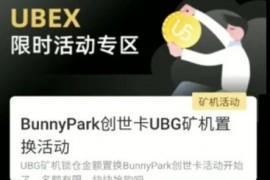 【曝光】UBNK优贝迪借尸BunnyPark还魂,纯为割韭菜而生!