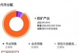 """【曝光】""""SUMswap""""私募涉嫌非法集资圈钱上亿,即将崩盘!"""
