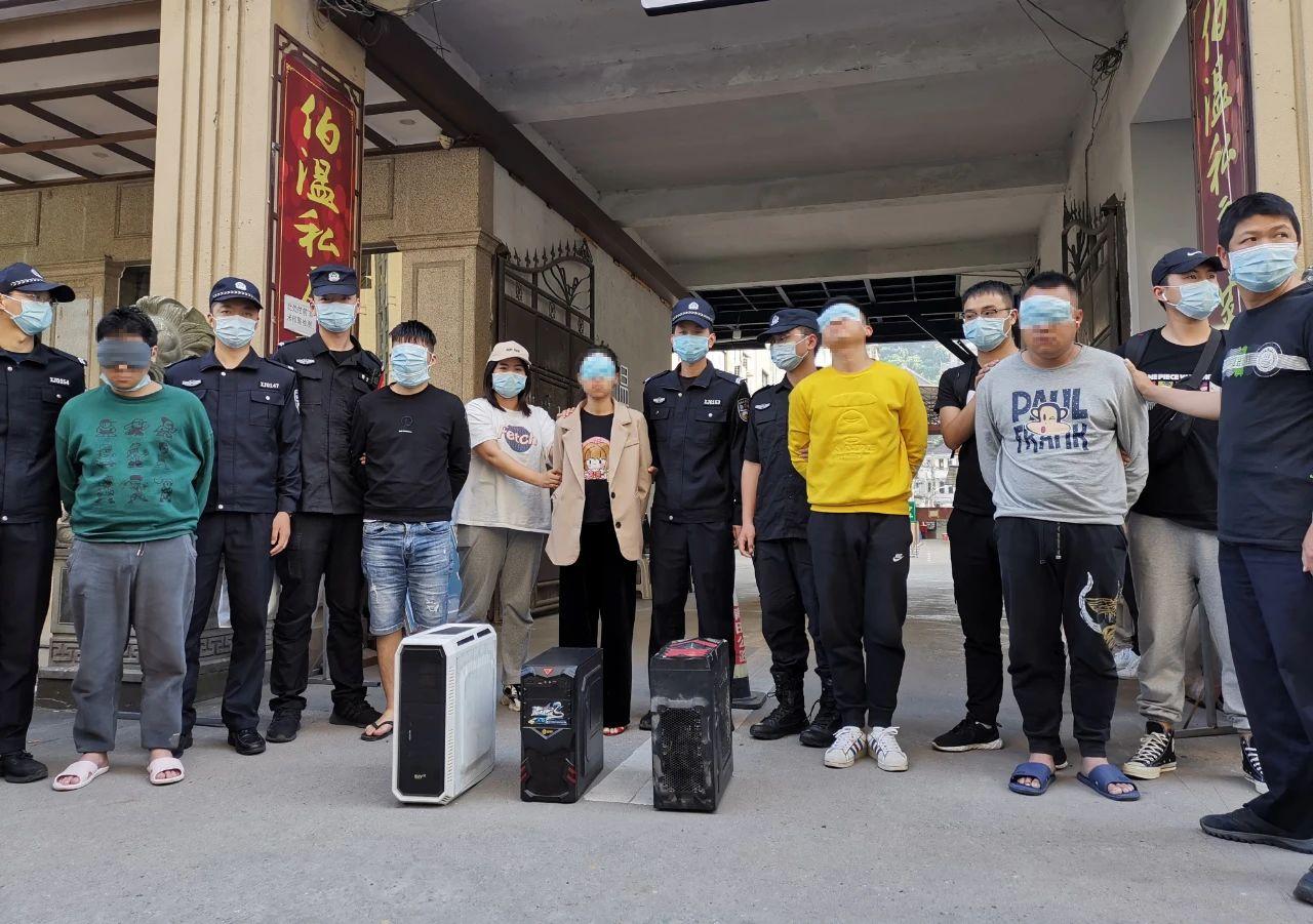 【重磅】涉案金额2450万 跨省追缉56人!青田警方侦破特大诈骗案!